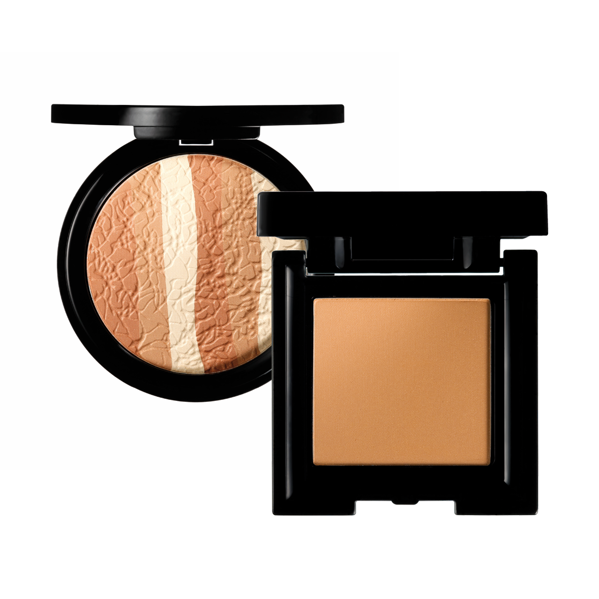 Mii Cosmetics, Style of Wight featured Mii Bronzing Face Finish in Cherish and Jewel, and Glamorous Trio Bronzing Face Finish