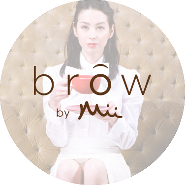 Brow by Mii A brow that is defined by you