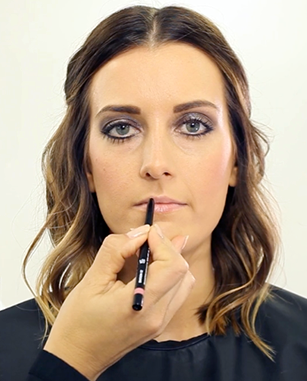 Mii Cosmetics make up tutorials, from smokey eyes to red lips