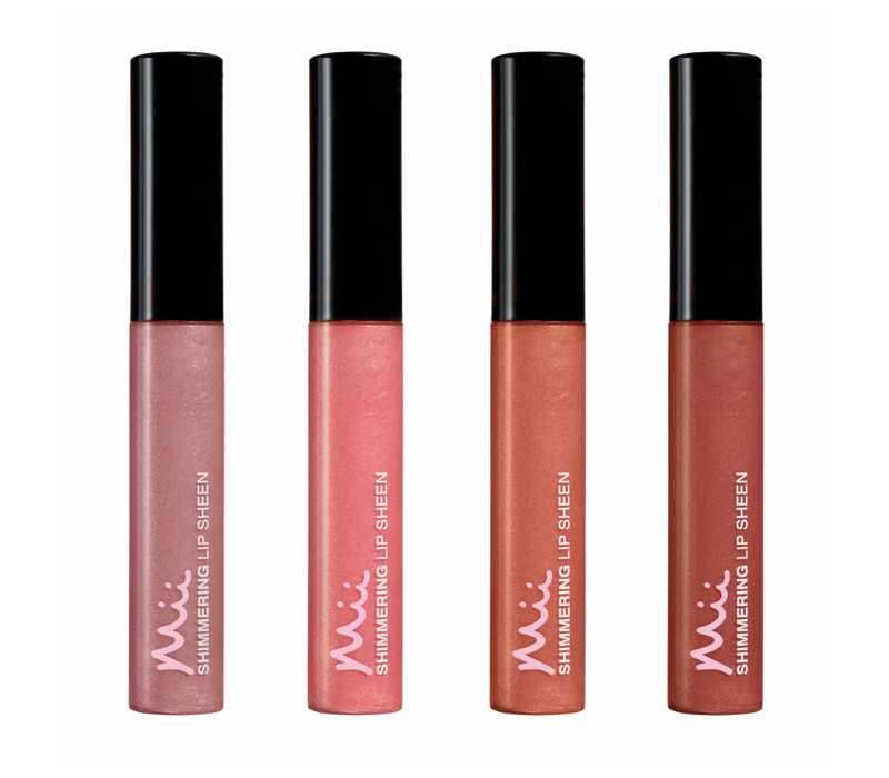Mii Cosmetics, Reveal love our Shimmering Lip Sheen lip gloss