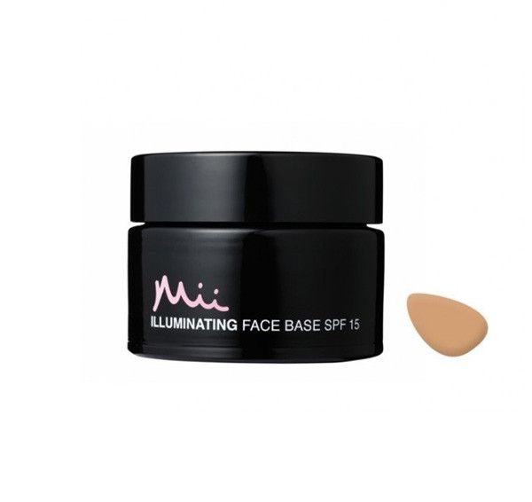 Illuminating Face Base Golden Glow