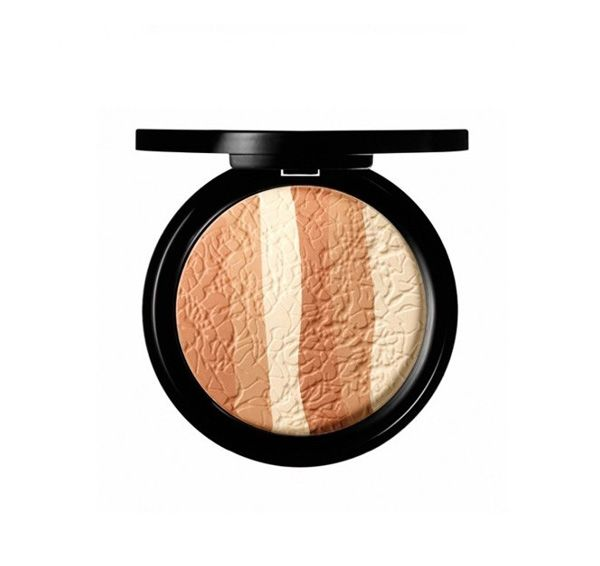 Glamorous Trio Bronzing Face Finish Treasure