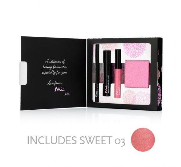 Beauty Favourites Collection Sweet/Quartz