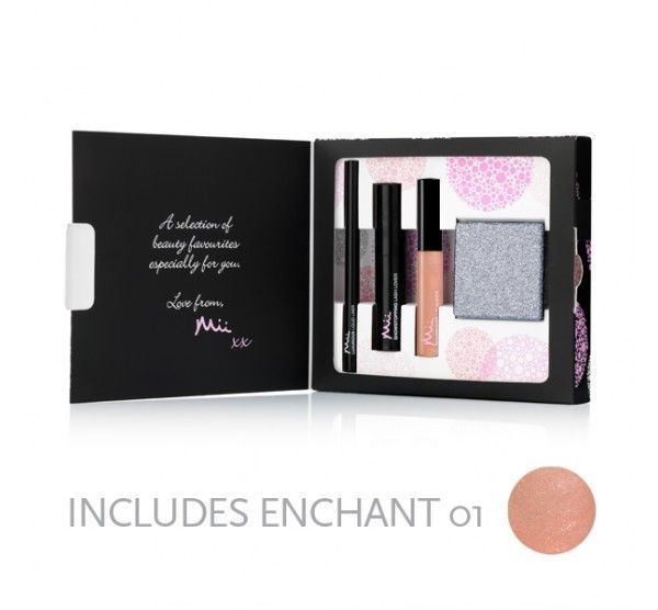 Beauty Favourites Collection Enchant/Pewter