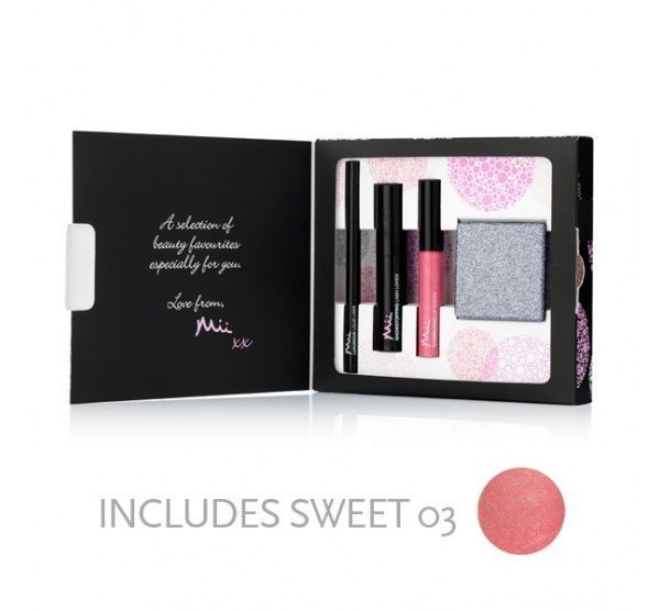 Beauty Favourites Collection Sweet/Pewter