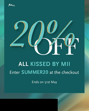 20% OFF KISSED BY MII TANNING AND SKINCARE
