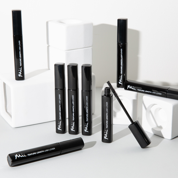 Mii Cosmetics Feature Length Mascaras