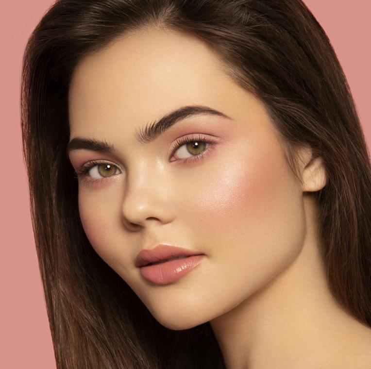 Pretty Pink Makeup Look