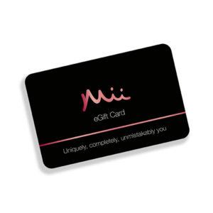Mii eGift Card