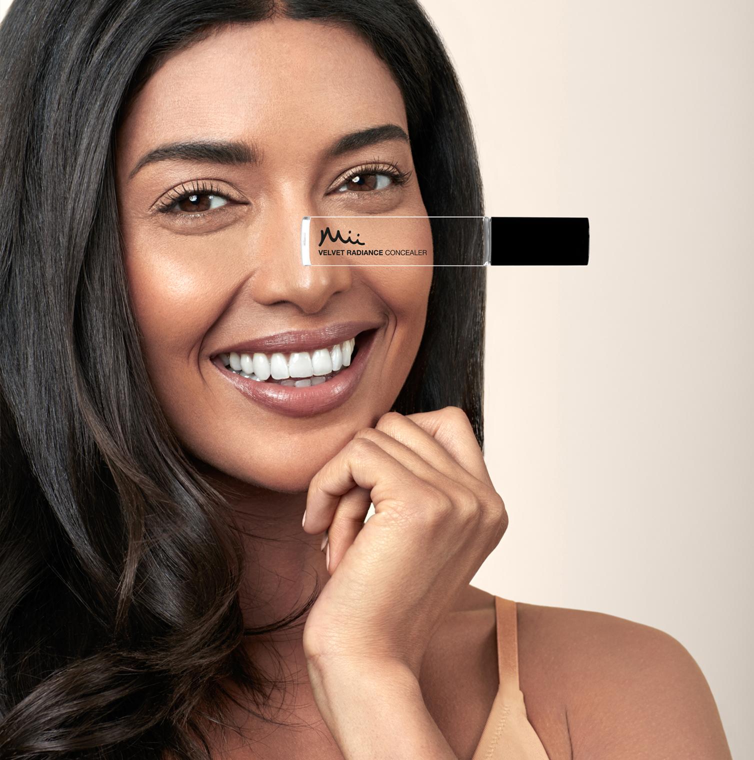 New Mii Cosmetics Velvet Radiance Concealer