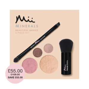Mii Cosmetics Mineral Basics Kit