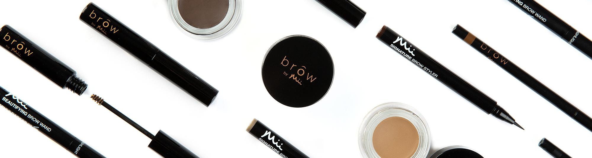 Mii Cosmetics Brow Category
