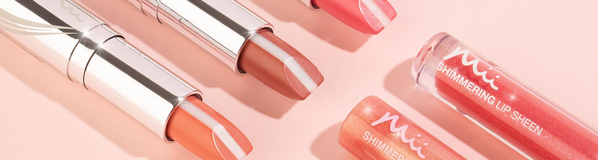 Mii Cosmetics Lip Category