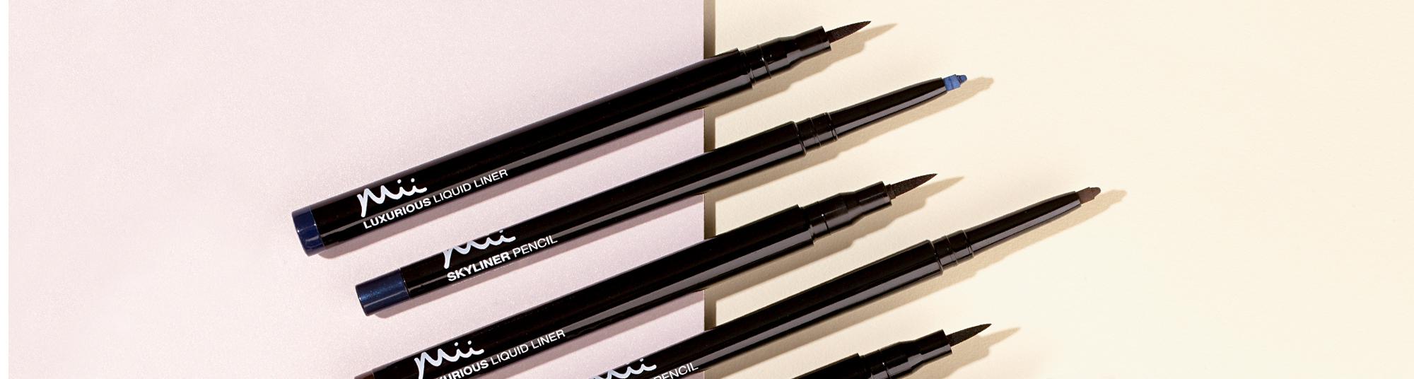 Mii Cosmetics Eyeliner category