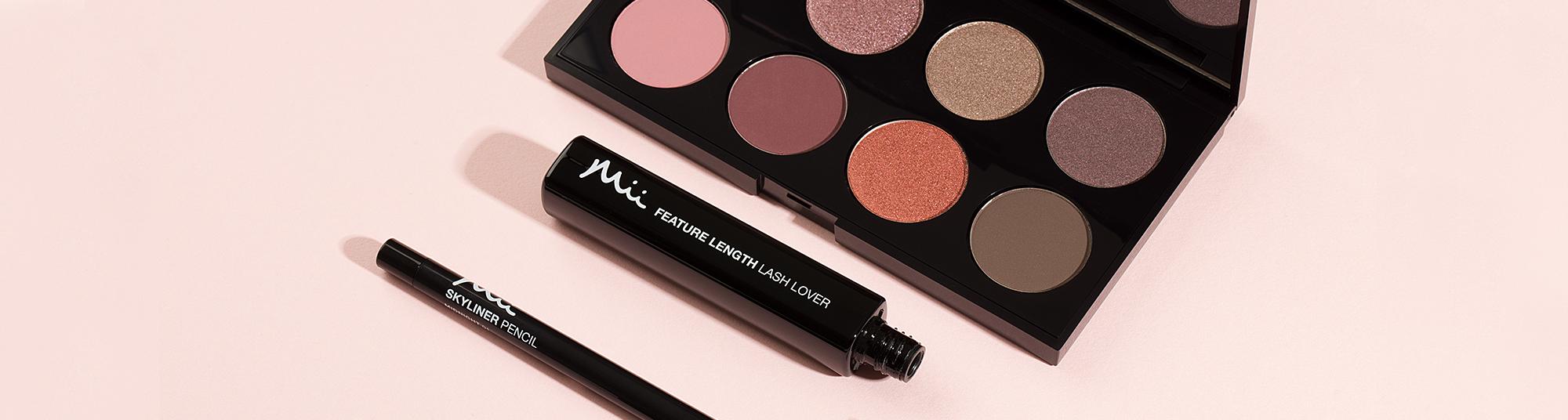 Mii Cosmetics Eye Makeup category