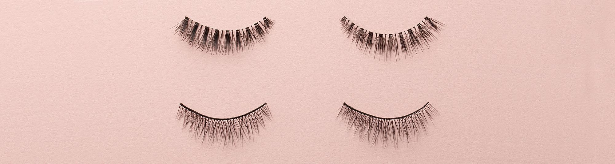 Mii Cosmetics False Eyelashes category
