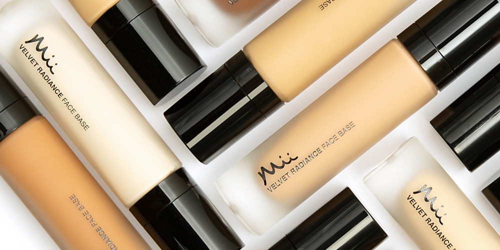 Mii Cosmetics Foundation category