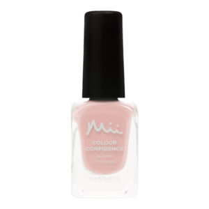 Mii Colour Confidence Nail Polish Naturally Modest