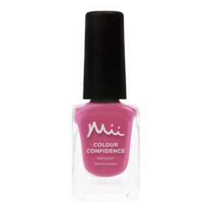 Mii Colour Confidence Nail Polish La Vie En Rose