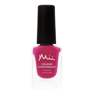 Mii Colour Confidence Nail Polish Cherry Pop