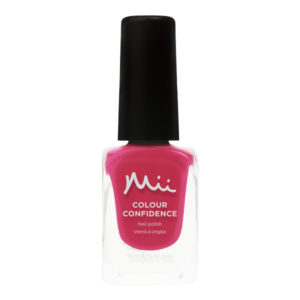 Mii Colour Confidence Nail Polish Flamingo Pink