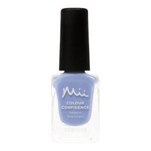Mii Colour Confidence Nail Polish Clear Skies
