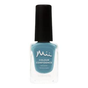 Mii Colour Confidence Nail Polish Crystal Waters