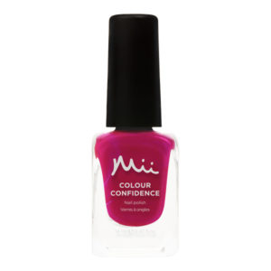 Mii Colour Confidence Nail Polish Famously Fabulous