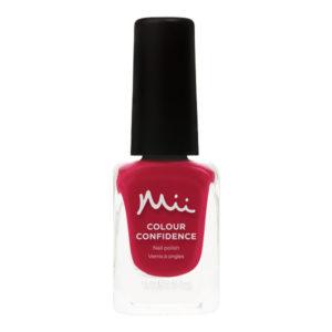 Mii Colour Confidence Nail Polish Irresistible Passion