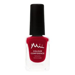 Mii Colour Confidence Nail Polish Red Devil