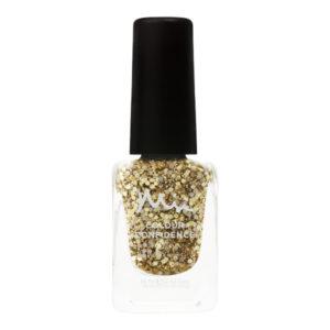 Mii Colour Confidence Nail Polish Gold Dust