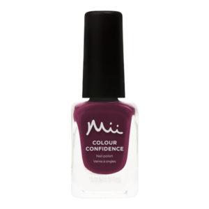 Mii Colour Confidence Nail Polish Lingonberry