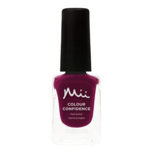 Mii Colour Confidence Nail Polish Ruby Port