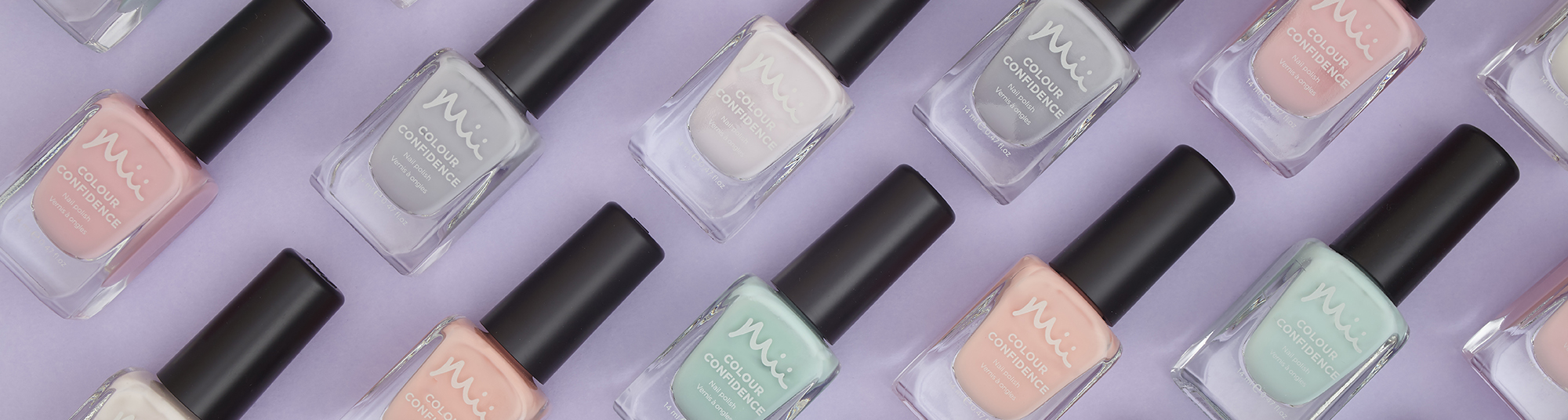 Mii Mii Colour Confidence Nail Polish Pastel Category