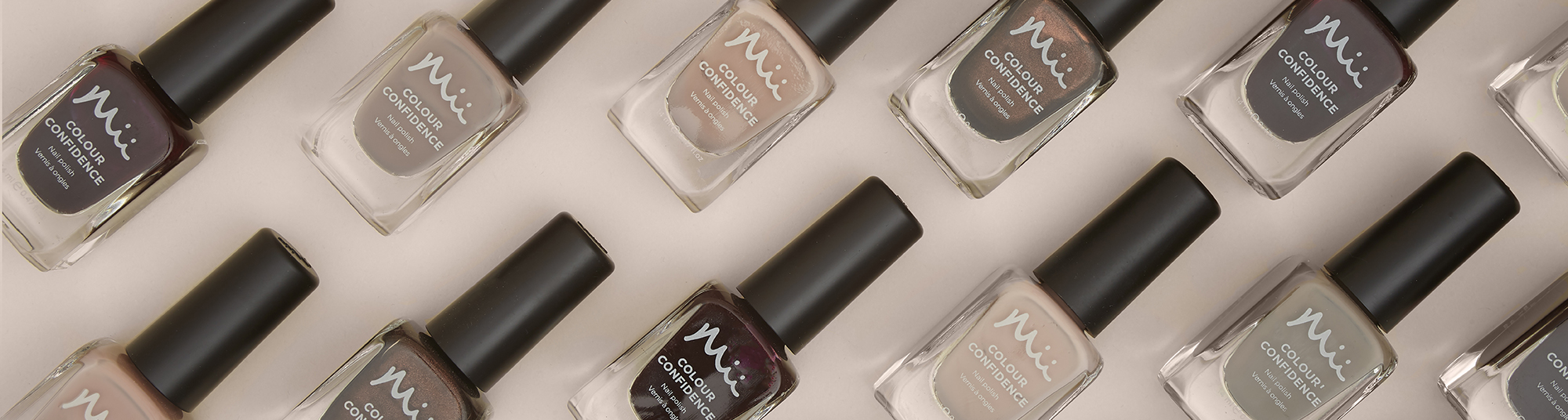 Mii Mii Colour Confidence Nail Polish Browns Category