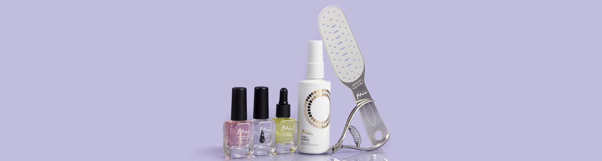 Mii Hand, Nail & Foot Care Category