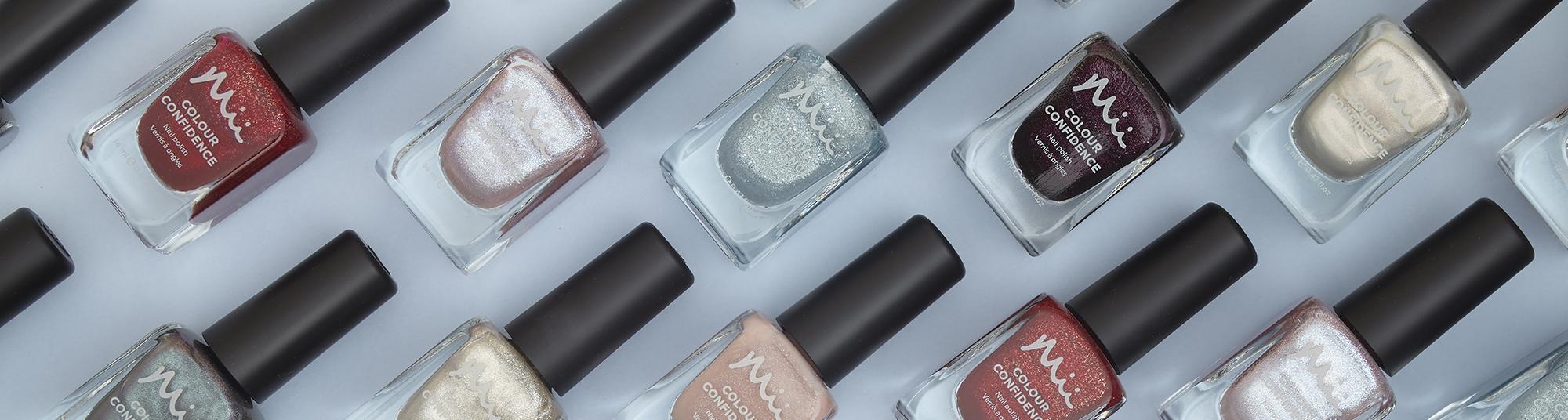 Mii Mii Colour Confidence Nail Polish Glitter & Metallic Category
