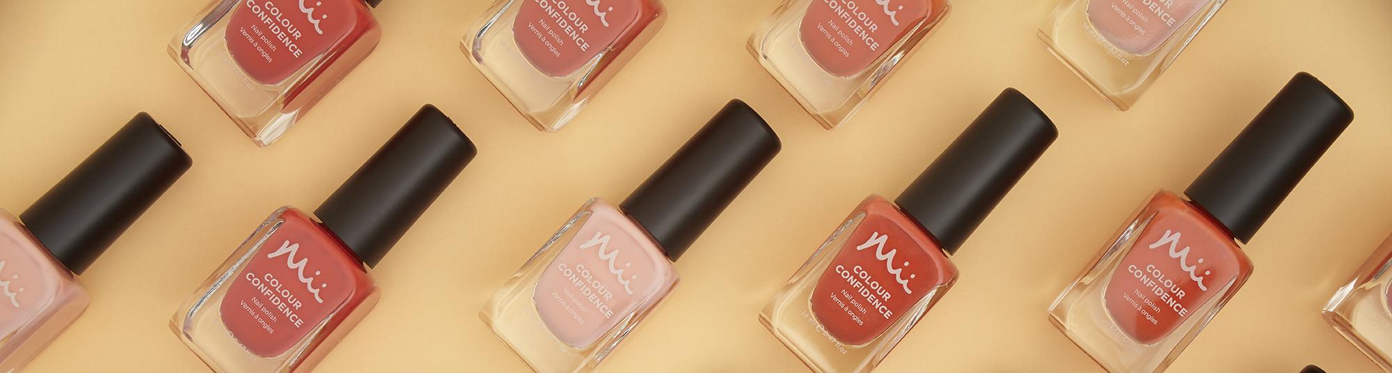Mii Mii Colour Confidence Nail Polish Orange Category