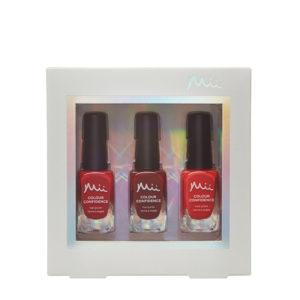 Mii complete confidence nail polish gift set