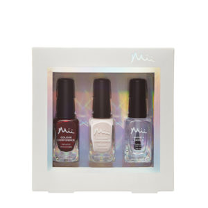 Mii luxe to last nail polish gift set mixed blessings and mostly modest